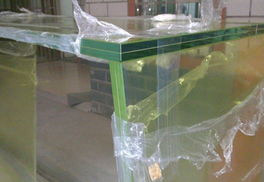 Toughened Laminated Glass, Safety Laminated Glass pictures & photos