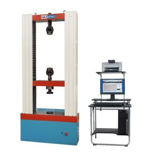 Electronic Type Universal Testing Machine