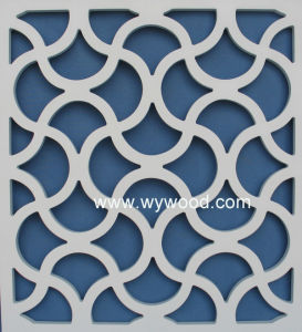Carved Grille Decorative Panel (WY-05) pictures & photos
