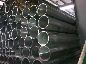 Weld Round Steel Pipe ERW pictures & photos
