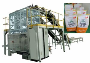Automatic Secondary Bag Feeding Packing Machine (VFSW1000) pictures & photos