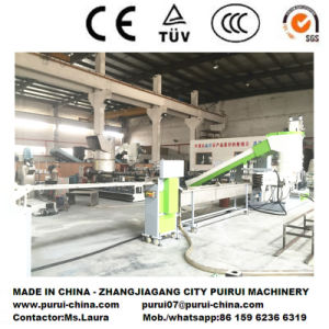 PE Film Plastic Pelletizing Line with High Output pictures & photos