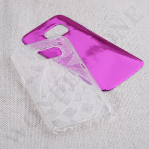 China Factory New Design for 2 in 1 Mobile Phone TPU Case pictures & photos