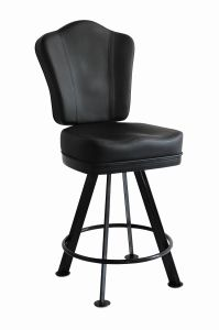 Modern Faux Leather Poker Gamble Casino Chair with Back (FS-G8010D2) pictures & photos