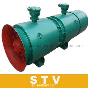 FBD Mine Anti-Explosive Axial Flow Fans