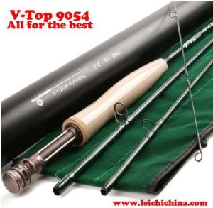 New Design High Qualtiy Korean Carbon Wholesale Fly Rod pictures & photos