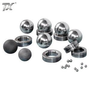 Tungsten Ball and Valve for Oil Drilling Tools pictures & photos