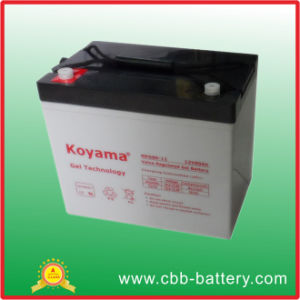 Lastest Solar PV System 12V80ah Gel Deep Cycle Battery pictures & photos