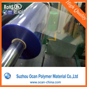 Thin Clear Plastic PVC Film Roll for Blister Packing pictures & photos