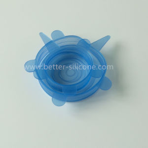 Rubber Fresh Box Cap for Food Storage Containers pictures & photos