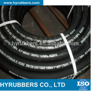 Suction and Discharge Hose/Steel Wire Spiraled Rubber Hose Large Reinforcement Diameter Range pictures & photos