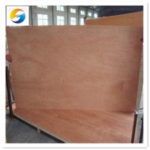 6mm 9mm Birch / Oak / Pine / Keruing / Maple Veneer Commercial Plywood pictures & photos