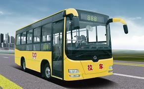 65-85 Seat School Bus pictures & photos