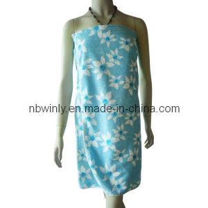 Printing Microfibre Body Wrap (WLB04) pictures & photos