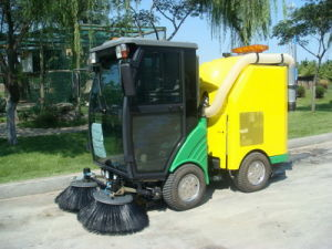 Street Sweeper (CHD5021TSL)