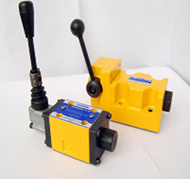 Yuken Manually Operated Directional Valves (DMG)