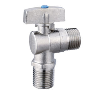 Brass Ball-Core Angle Valve (electroplated) (SS10050)