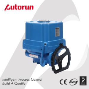 Quarter Turn Electric Actuator for Ball Valve and Butterfly Valve pictures & photos