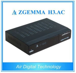 for Mexico Market Enigma2 Linux OS ATSC HD Digtial TV Receiver Zgemma H3. AC pictures & photos