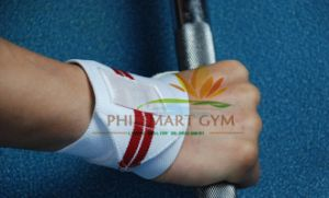 2014 Hotsell Crossfit Weight Lifting Wrist Support Straps pictures & photos