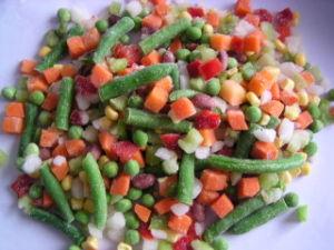 Frozen Mexico Mix Vegetable