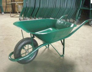 Angola Farm Equipment Wheelbarrow (WB6400) pictures & photos