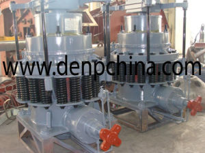 Mineral Processing Movable Cone Crusher pictures & photos