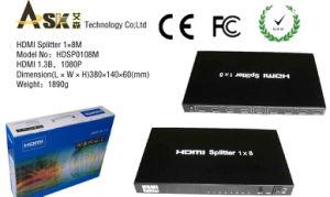 8 Port HDMI Splitter (HDSP0108M)