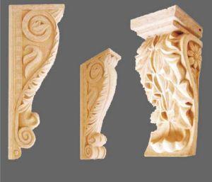 Architectural Decorative Carvings, Glass-Fiber Corbels / Bracket pictures & photos