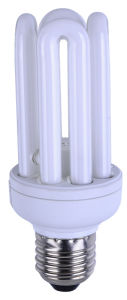 20W U Energy Saving Light, CFL, Fluorescent Lamp, Energy Saving Bulb (20W) pictures & photos