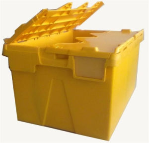 Logistic Industry Plastic Container, Storage Box (PK6040) pictures & photos