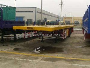 40′ Container Semitrailer (LS9403TJZP Yellow)