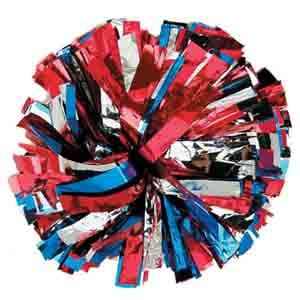 2016 Cheering POM Poms: Metallic 3 Colors pictures & photos