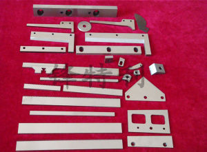HSS High Speed Steel Blade Shearing Knives Film Machine Cutting Blades pictures & photos