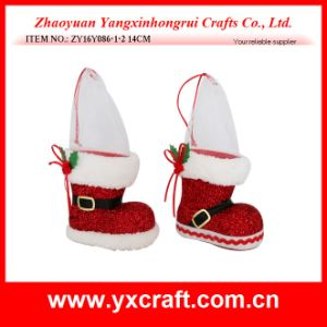 Christmas Decoration (ZY14Y01A 16CM) Christmas Dog Christmas Handicraft pictures & photos