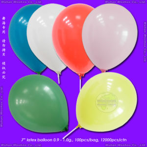 Inflatable Round Silk-Screen Printing Metal-Shining Balloon pictures & photos