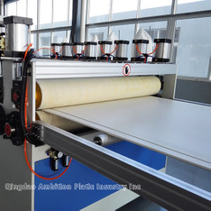 Plastic PVC Foam Board Production Line pictures & photos