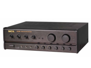 Audio Amplifiers with USB SD FM and Bluetooth AV302