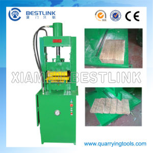 Hydraulic Stone Mosaic Cutting Machine for 2cm-10cm Sandstone and Granite pictures & photos