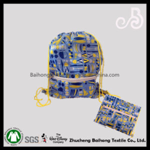 fashion Reusable Outdoor Drawstring Bag