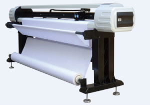 Hot Sale Apparel Industry Double Inkjet Heads China Plotter pictures & photos
