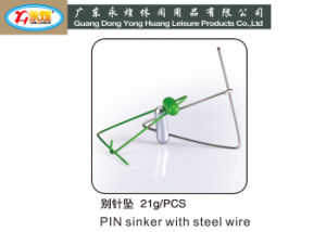 Brooch Shaped Sinker Lead Weight pictures & photos