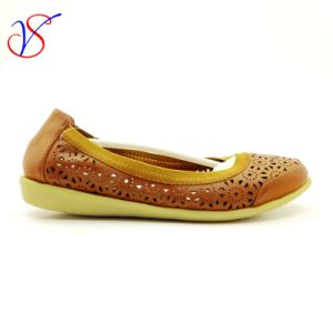 Three Color Soft Comfortable Flax Lady Women Shoes Sv-FT 004 pictures & photos