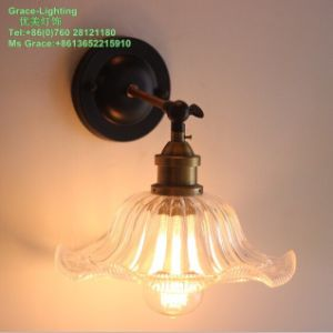 High Quality Modern Wall Lamp with Bulb (GB-0401-1) pictures & photos