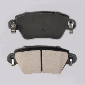 No Noise D4060-MP110-C2 Brake Pad for Dongfeng Luxgen (D1704) pictures & photos