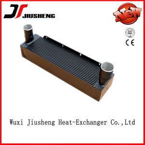Custom Aluminum Plate Bar Intercooler for Modified Via China Manufacture