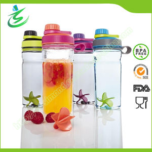 New Arrival 600ml BPA Free Tritan Protein Shaker Bottle (N-SB5) pictures & photos
