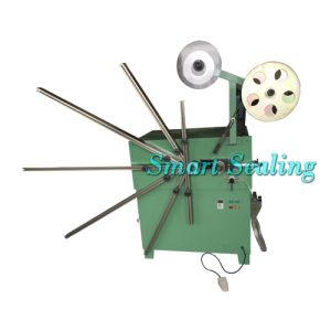Manual Vertical Big Size Winding Machine for SWG (SMT-PX-1200)