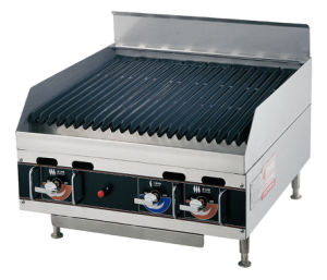 24 in Gas Griddle (FGNX421RN/TN/YN) pictures & photos