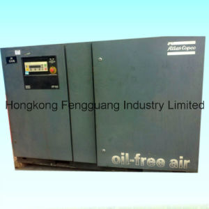 Atlas Copco Second-Hand Zt55 Oil Free Air Compressor pictures & photos